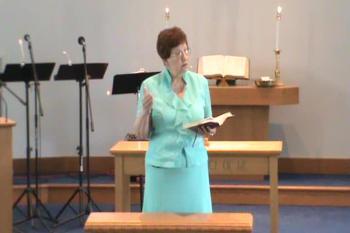 Sermon 6/10/18