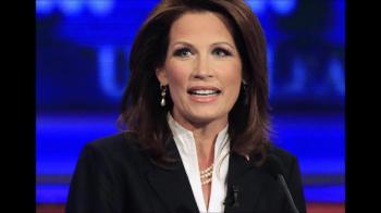 Michele Bachmann Speaks God's Word