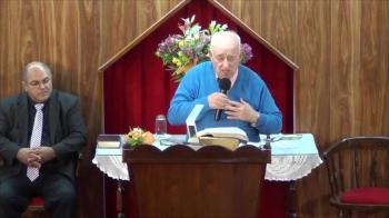 Iglesia Evangelica Pentecostal. El poder de Dios obrando en nuestras vidas. 13-05-2018