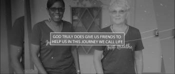 Xulon Press book Just Breathe - Journey of a Friendship | Alice Green and Judy Bernath