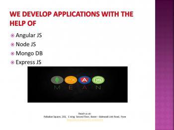 Angular JS Developmet Company in India