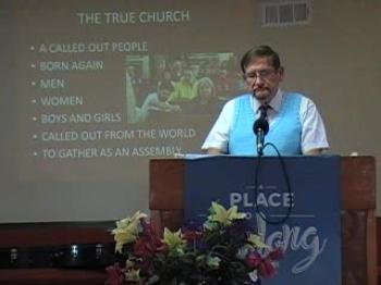 A Changed World by His True Church