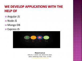 Angular JS Developmet Company in India - Angulartric