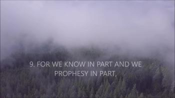 1 Corinthians 13:4 - 13