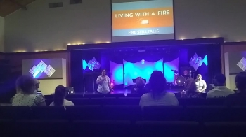 On Fire for Jesus!