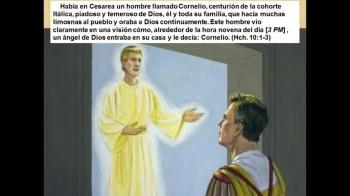 34. Comienza la Obra centrífuga de Pedro - Panorama histórico del cristianismo