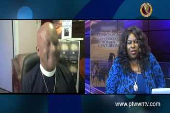 TV Interview | Rev. Martin Francis Edior | Conversion of a Vicious Roman Centurion | LitFire Publishing