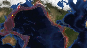 Pacific Ring of Fire Earthquake and Wyoming Nuclear Event Prophetic Dreams