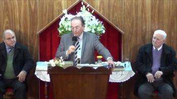 Iglesia Evangelica Pentecostal. Dejando todo en las manos de Dios. 05-08-2018