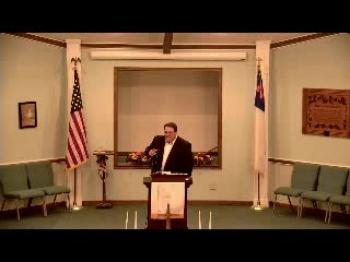 Evening Sermon 9-16-18