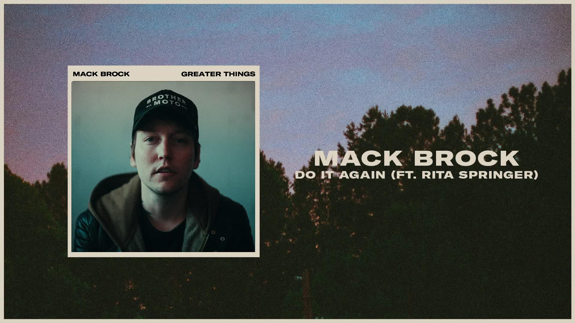 Mack Brock - Do It Again