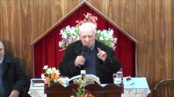 Iglesia Evangelica Pentecostal. La fuente de Vida está en Jesucristo. 02-09-2018
