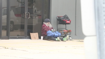 Homeless Pastor Camps Out in Front of Church to See What People Would Do