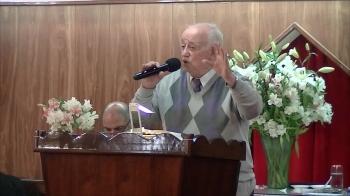 Iglesia Evangelica Pentecostal. Nuestras vidas rendidas para su gloria. 16-09-2018