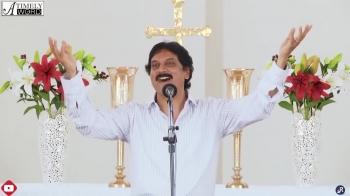 TW4| God is Unselfish | S R Manohar - Sermon Videos