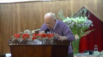 Iglesia Evangelica Pentecostal. Dios se revela donde hay Fe y Santidad. 18-11-2018