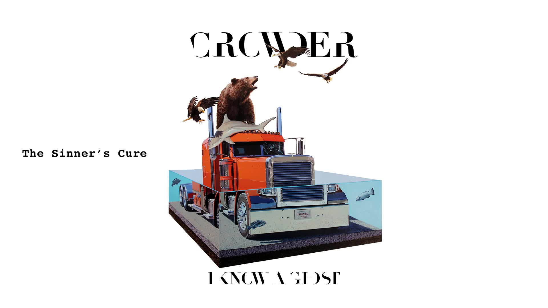 Crowder - The Sinner's Cure