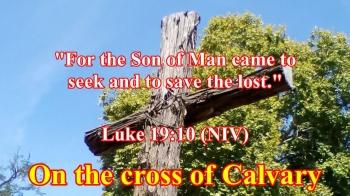 Jesus Came To Rescue Me