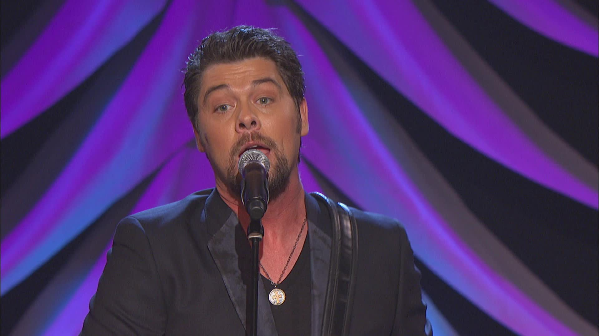 Jason Crabb - The Everlasting Arms / The Meeting In The Air / I'll Fly Away