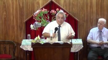 Iglesia Evangelica Pentecostal. La Gracia y la Verdad por medio de Jesucristo. 20-01-2019