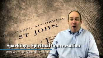 Sparking a Spiritual Conversation