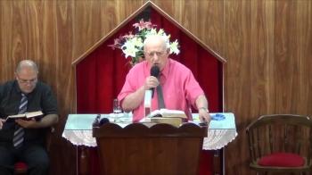 Iglesia Evangelica Pentecostal. Limpio por medio de la Sangre de Jesus. 17-02-2019