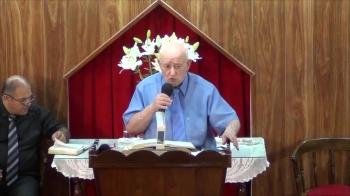 Iglesia Evangelica Pentecostal. Somos Pueblo santo de Dios. 17-03-2019