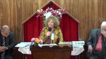 Iglesia Evangelica Pentecostal. El poder de Jesus liberta, salva y sana. 24-03-2019