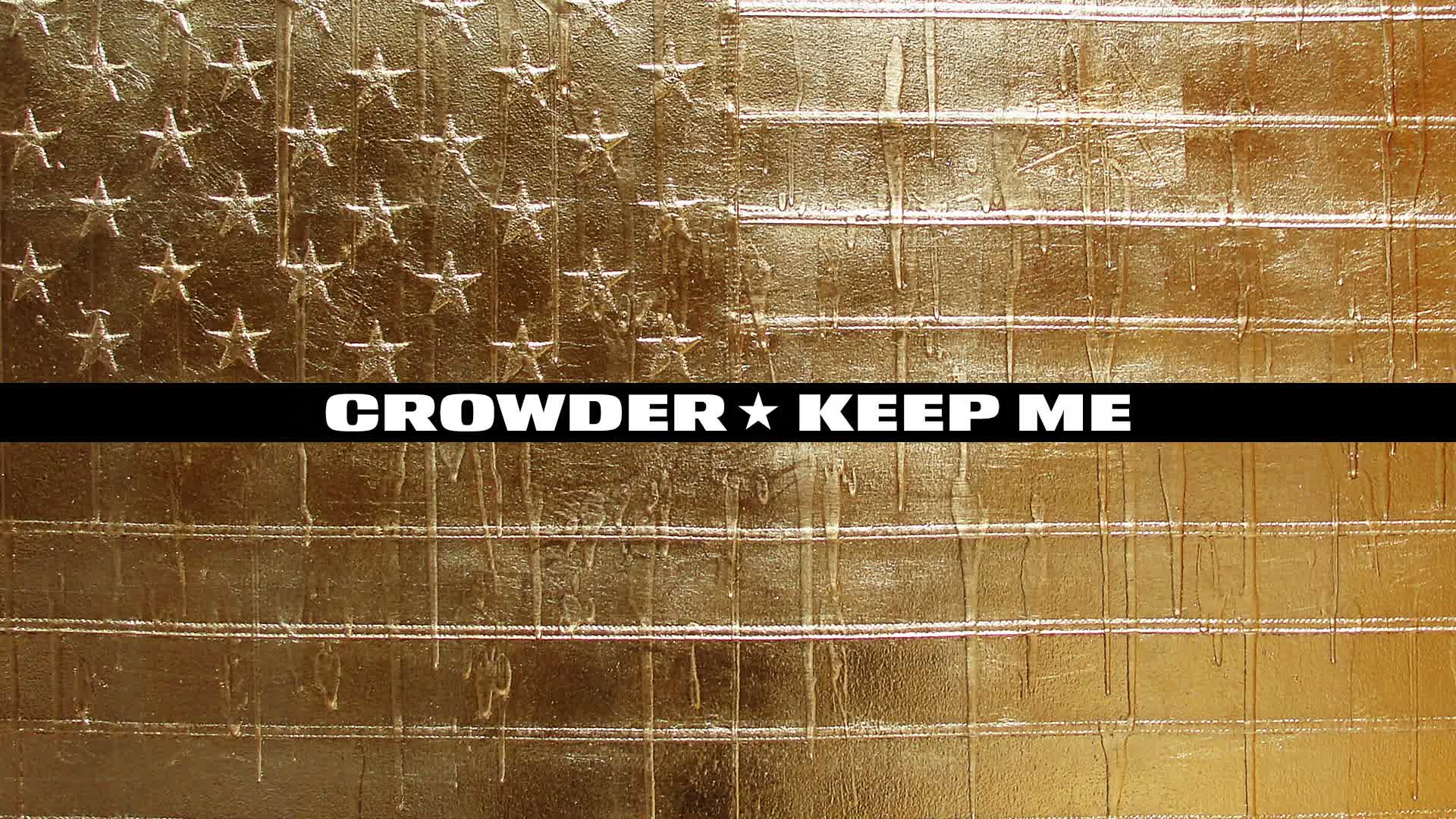 Let It Rain (Is There Anybody' Crowder And Mandisa Official Music