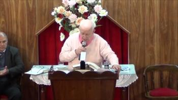 Iglesia Evangelica Pentecostal. Valor y Fe para continuar la obra de Dios. 02-06-2019