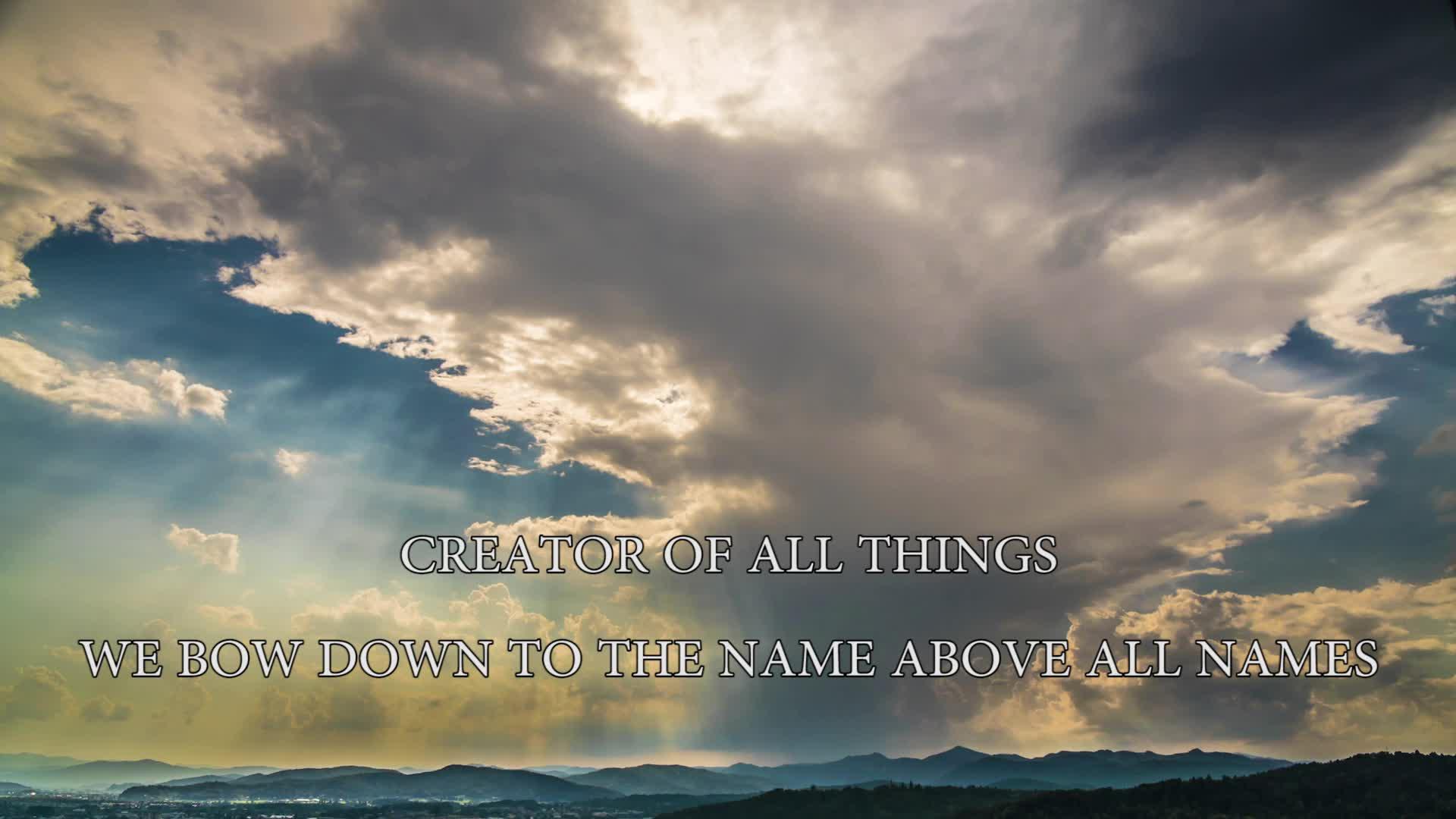 Free- Jesus Came to Set Us Free - Christian Music Videos
