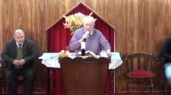 Iglesia Evangelica Pentecostal. Es necesario entender el sacrificio de Jesus. 23-06-2019