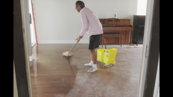 Family Praise Tabernacle: Cleaning the Space