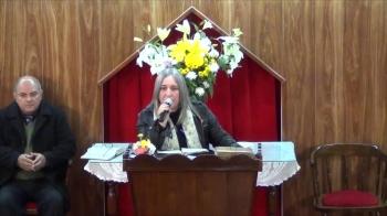 Iglesia Evangélica Pentecostal. Hombres comprometidos con la obra del Señor. 07-07-2019