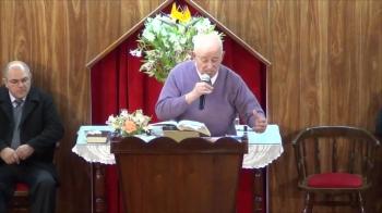 Iglesia Evangelica Pentecostal. Dios hizo un cambio especial en mi vida. 01-09-2019