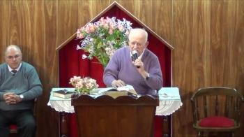 Iglesia Evangelica Pentecostal. Afirmados en la perfecta voluntad de Dios. 29-09-2019