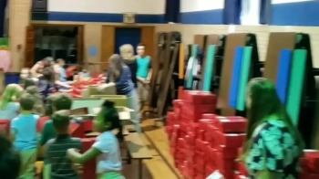 Operation Christmas Child Special Packing
