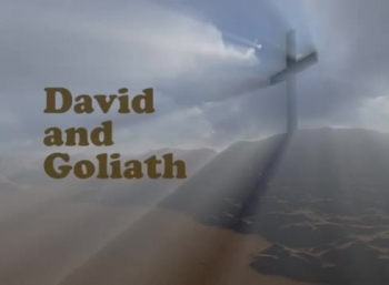 David and Goliath part 1 Let us be bold as a lion!