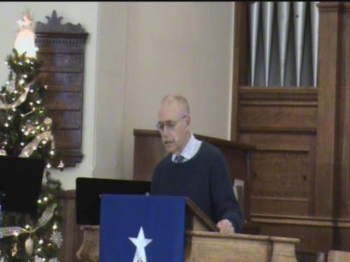 Worship the Mystery: God's One and Only Son, read by Ron vanHeyst