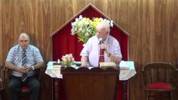 Iglesia Evangelica Pentecostal. Perseverando en la Obra del Señor. 08-12-2019