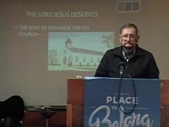 Extraordinary Lord/Ordinary Church