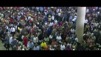 THE WAITING IS OVER BY PROPHETESS MARY BUSHIRI
