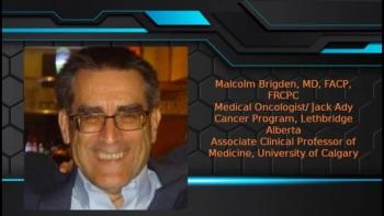 Dr. Malcolm Brigden | Calgary University