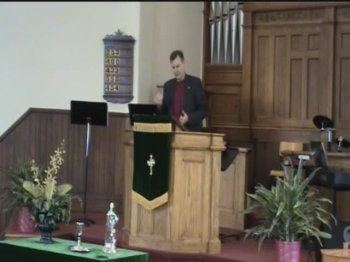 Establish the Work of Our Hands, by Rev Mike Miedema