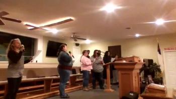 Westside Baptist Church Evening Service 3-1-20