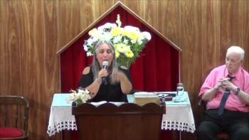 Iglesia Evangelica Pentecostal. Jesuscristo, el dador de la vida. 01-03-2020