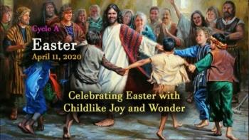 EASTER - Celebrating Easter with Childlike Joy and Wonder  -  Presented by Deacon Bob Pladek