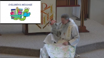 Children Message with Mary Monkey