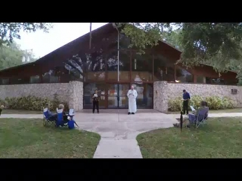 05-10-20  Outside Good Shepherd Lutheran Church