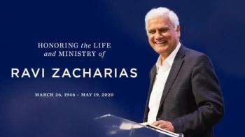 Ravi Zacharias Memorial Service